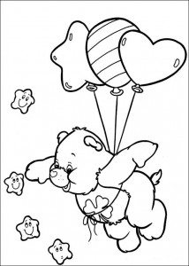 coloring page Care Bears (61)