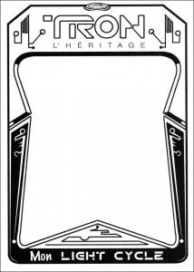 kleurplaat Tron (12)