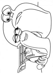 målarbok Turbo (Pixar) (18)