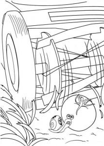 målarbok Turbo (Pixar) (5)