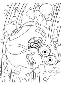 målarbok Turbo (Pixar) (6)