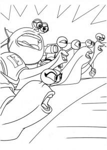 målarbok Turbo (Pixar) (9)