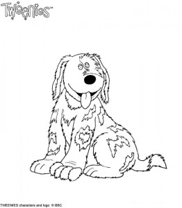 coloring page Tweenies (10)