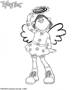 coloring page Tweenies (11)