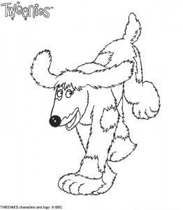 coloring page Tweenies (13)