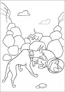 målarbok Upp! (2)