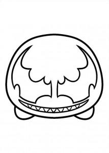 kleurplaat venom