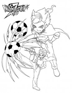 Victor coloring page