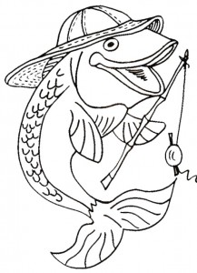 coloring page Pisces (16)