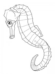 coloring page Pisces (30)