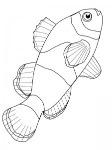 coloring page Pisces (35)