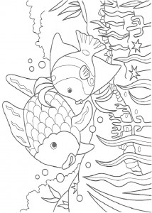 coloring page Pisces (38)
