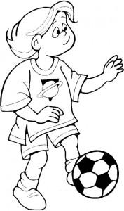 målarbok Fotbollar (5)