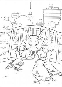 pagina da colorare Volt (12)