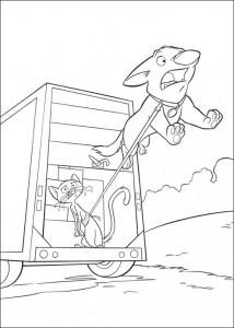 pagina da colorare Volt (17)
