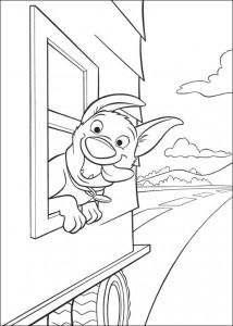 pagina da colorare Volt (24)