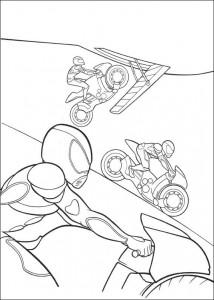 pagina da colorare Volt (4)