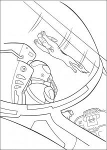 pagina da colorare Volt (6)