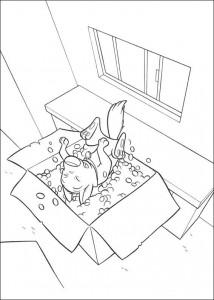 pagina da colorare Volt (9)