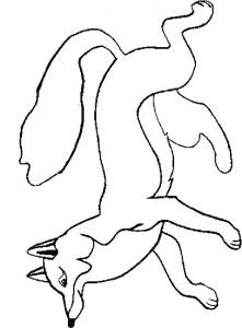 målarbok Rävar (4)