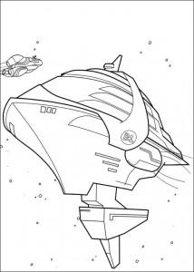 kleurplaat Wall-e (10)