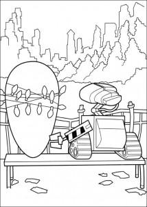 coloring page Wall-e (12)