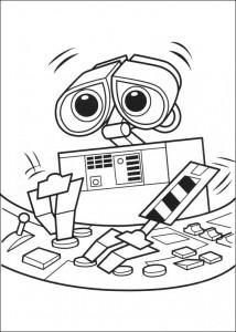 coloring page Wall-e (20)