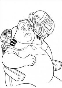 coloriage Wall-e (22)