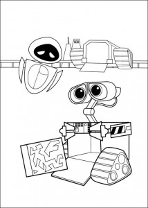 coloriage Wall-e (28)