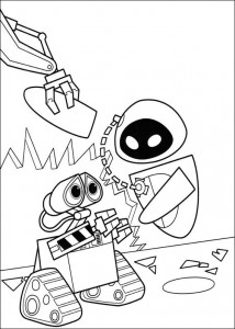 målarbok Wall-e (34)