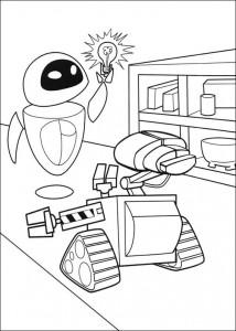 målarbok Wall-e (36)