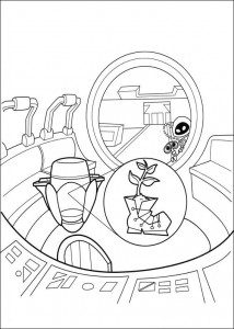 målarbok Wall-e (41)
