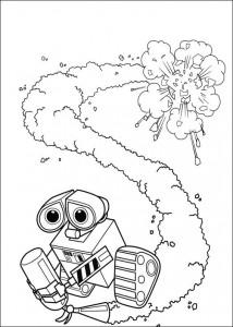 målarbok Wall-e (42)