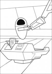 målarbok Wall-e (44)