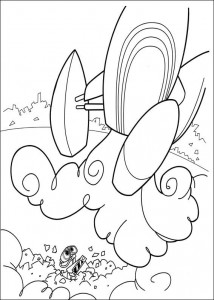 målarbok Wall-e (5)