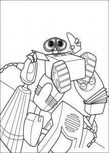 målarbok Wall-e (51)