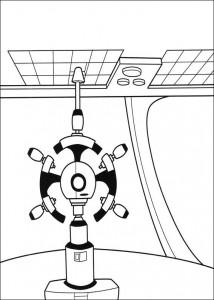 kleurplaat Wall-e (56)