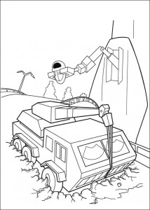 coloriage Wall-e (9)