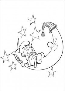 målarbok God natt (1)