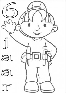 coloring page Wendy 6 year
