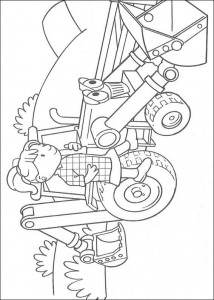coloring page Wendy and Scoop