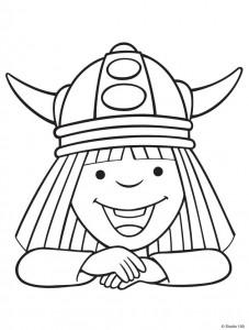 kleurplaat Wicky de Viking (13)