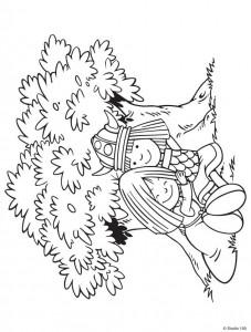 kleurplaat Wicky de Viking (15)