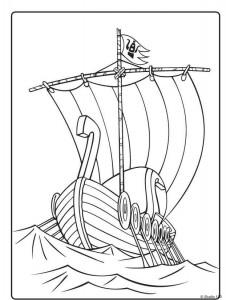 kleurplaat Wicky de Viking (20)