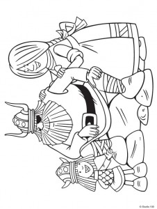 målarbok Wicky the Viking (6)