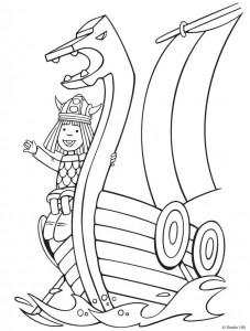 målarbok Wicky the Viking (7)