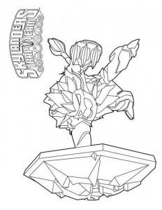 Skylander trap team coloring pages jawbreaker cast ~ Kleurplaten van Skylander Trap team - JouwKleurplaten