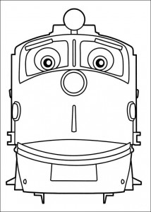 Wilson coloring page