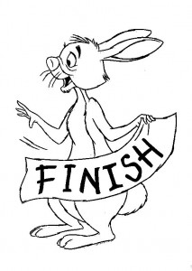 coloring page Winnie the Pooh - Rabbit (9)