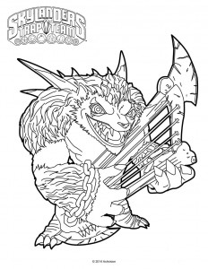 wolfgang coloring page